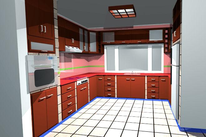 Bloques cad autocad arquitectura download 2d 3d dwg for Muebles oficina 3d gratis