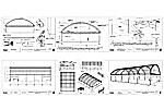 - Plantas Alzados Secciones Maqueta y Estructuras