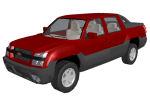 - Chevrolet Avalanche