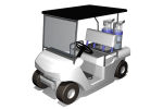 - Golf cart - Golf Kart