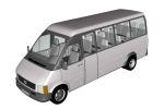 - Minibus 15 plazas