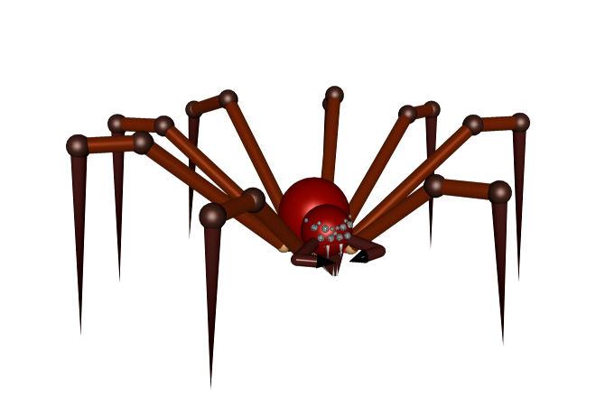 - Arachnid