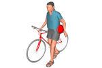 - Ciclista